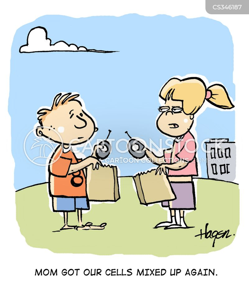 lunch boxes cartoon