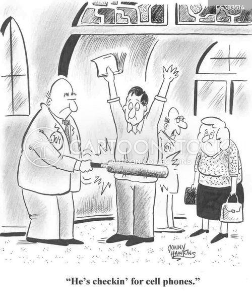 church leaders cartoon