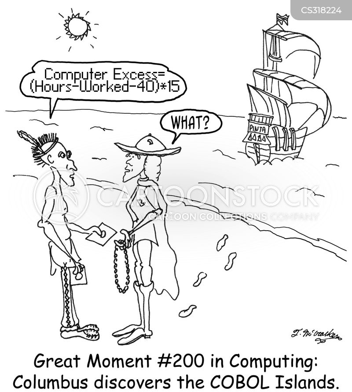 programing cartoon