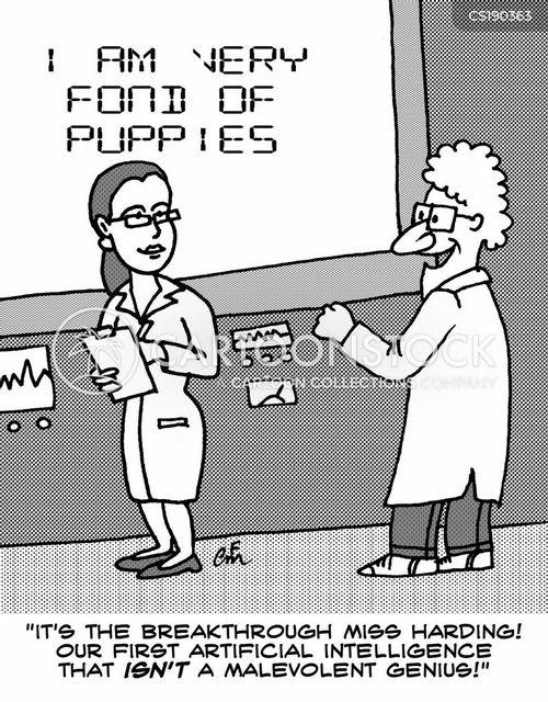 artificial cartoon