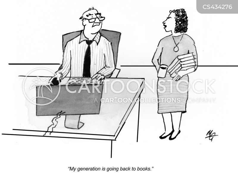 younger generation cartoon