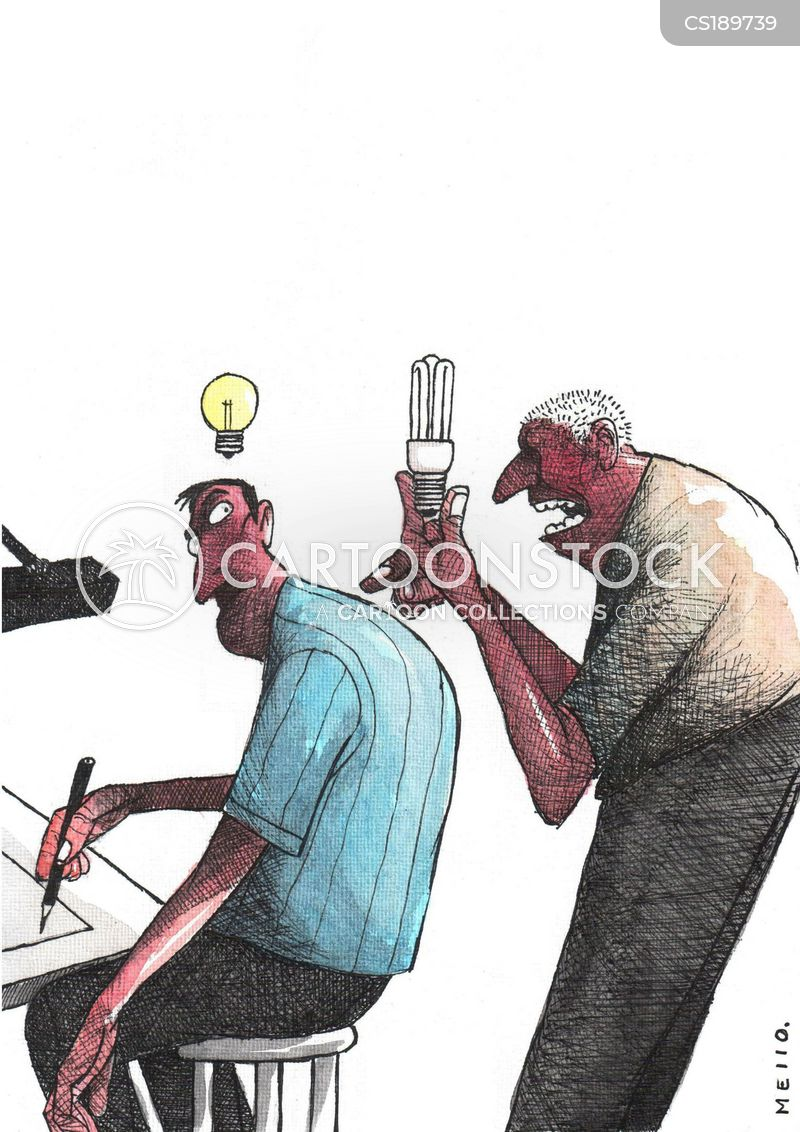 light-bulb cartoon