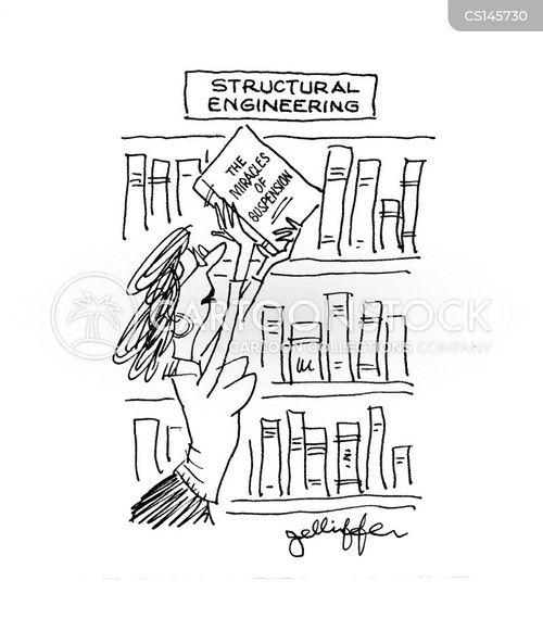 structural engineer cartoon
