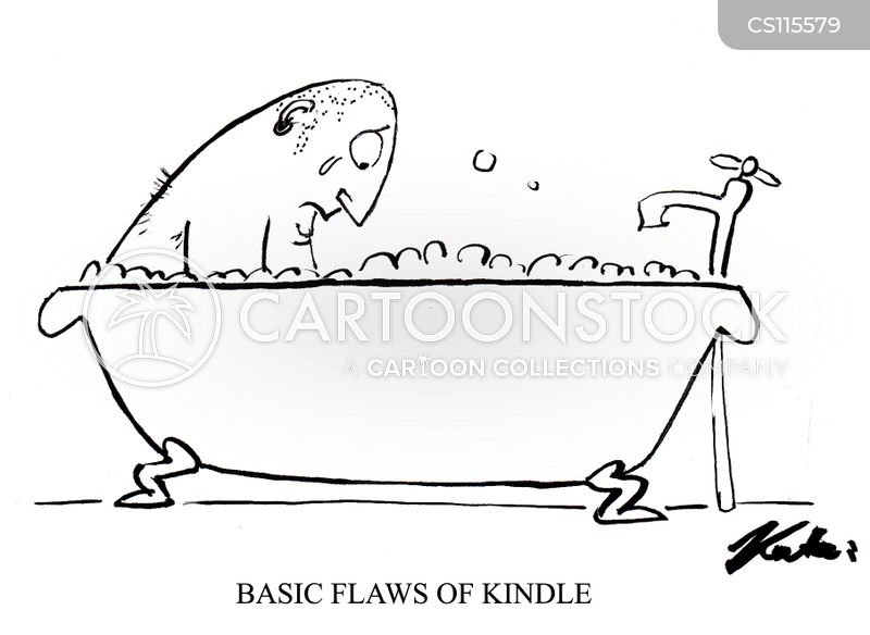 flawed design cartoon