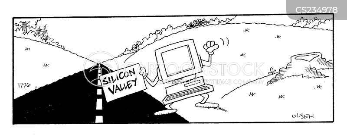 hitchers cartoon