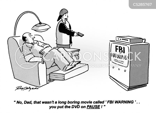 fbi warning cartoon