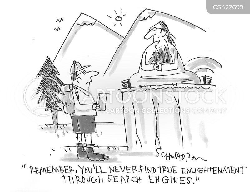 enlightenments cartoon