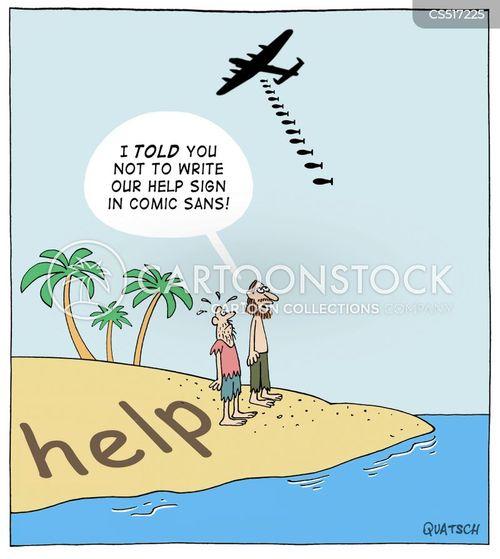detest cartoon