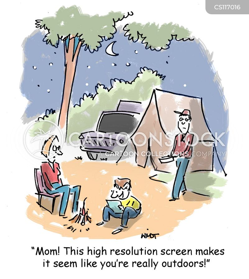 high res cartoon