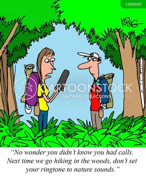 nature sound cartoon