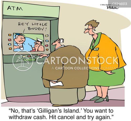 gilligans island cartoon