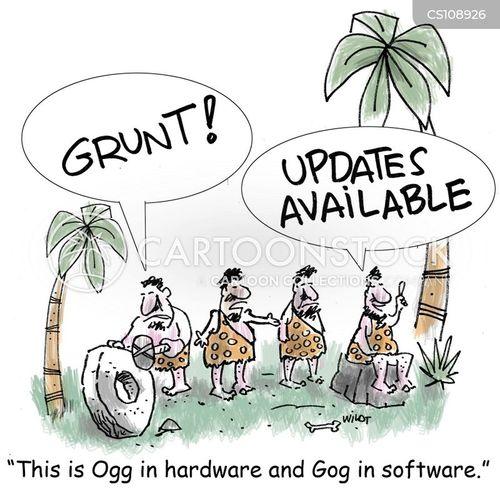 software developers cartoon
