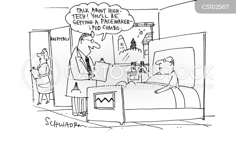 pacemakers cartoon