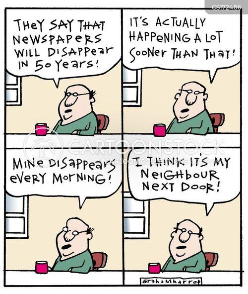 thieving cartoon
