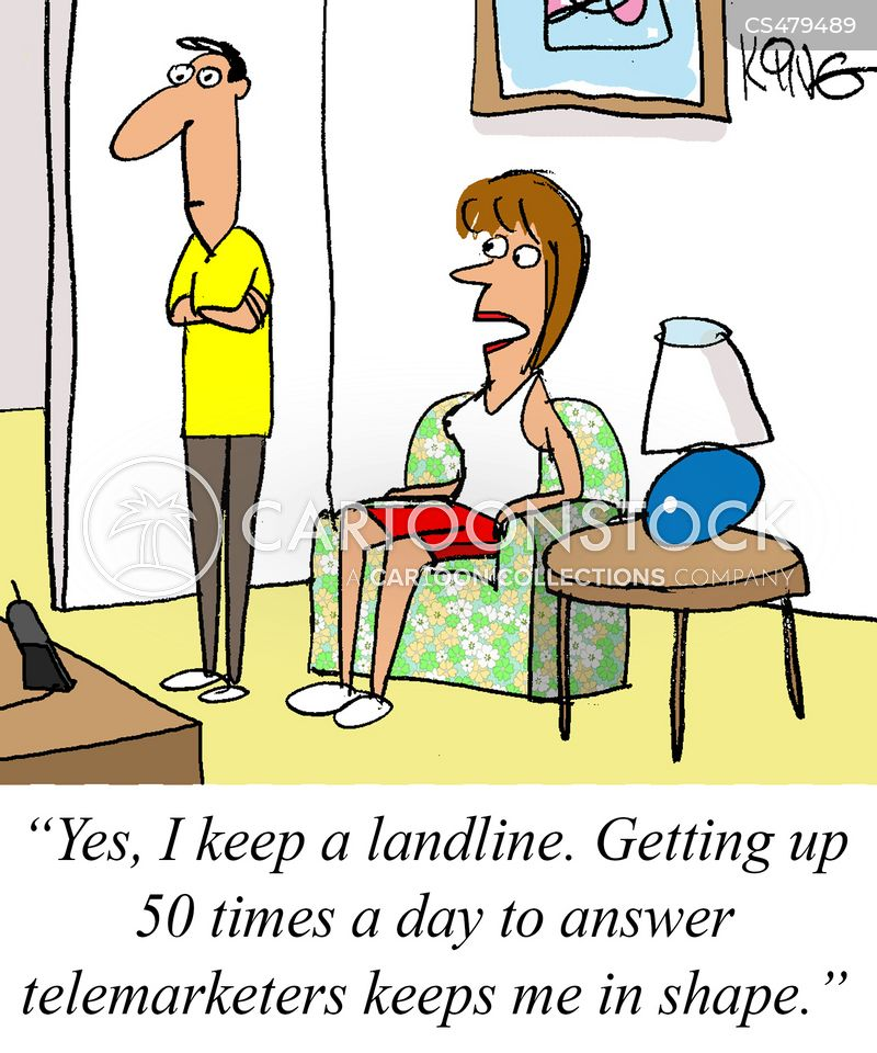 keeping in shape cartoon