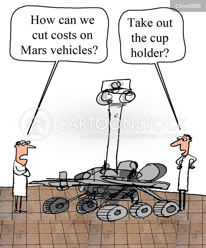 cost-cutting measure cartoon