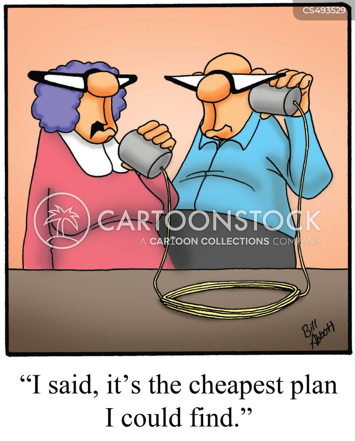 mobile plans cartoon