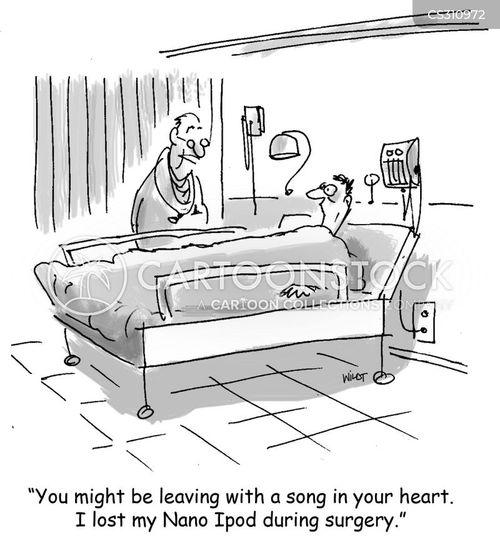 musical device cartoon
