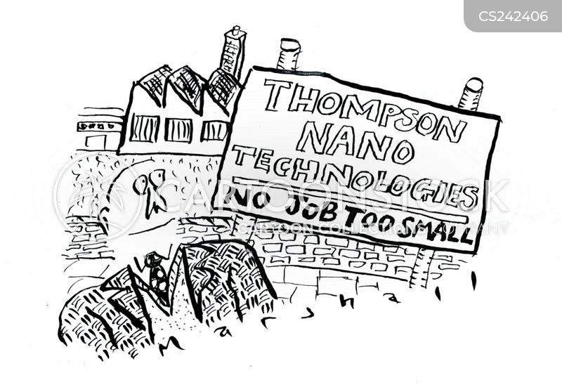 nano tech cartoon