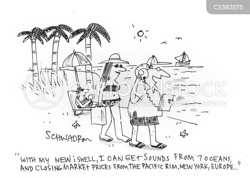 ocean sounds cartoon