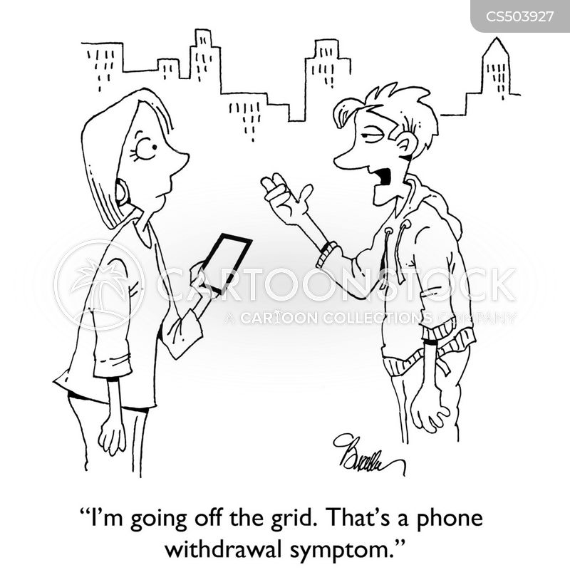 off-the-grid cartoon
