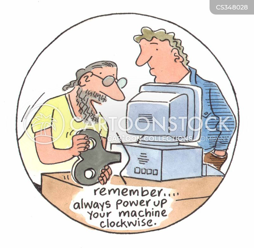 introductory cartoon