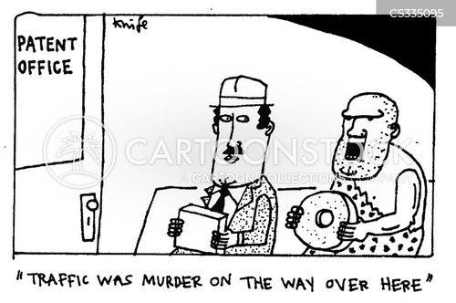 patents office cartoon