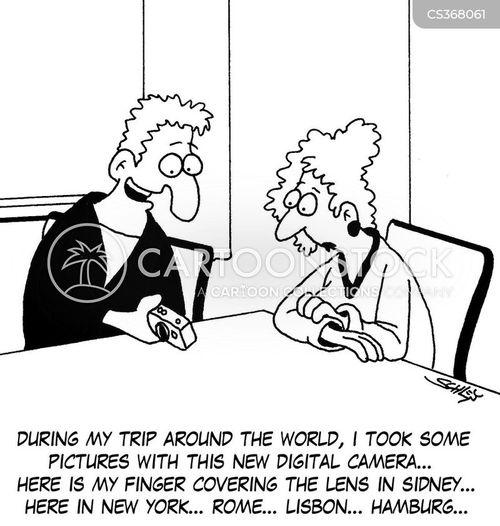 bad photographers cartoon