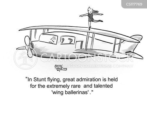 air craft cartoon