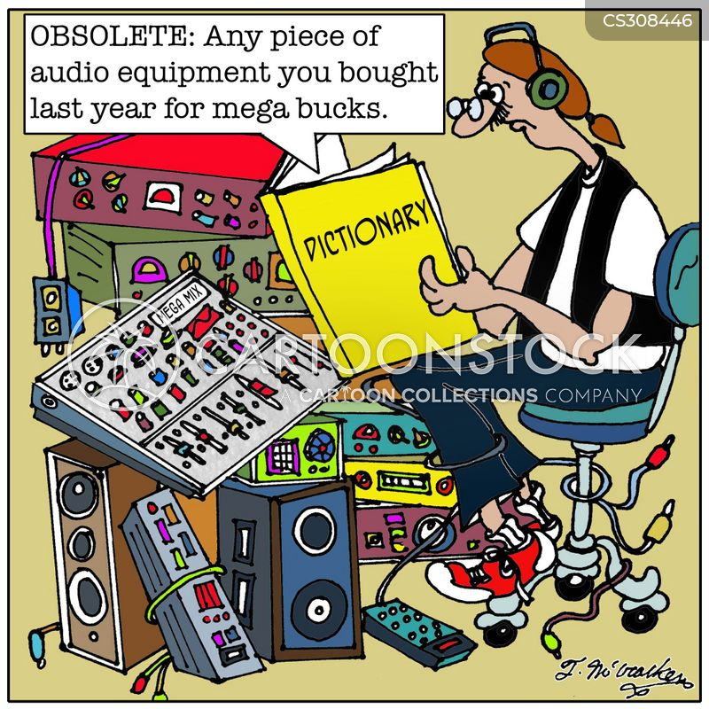 planned obsolescence cartoon