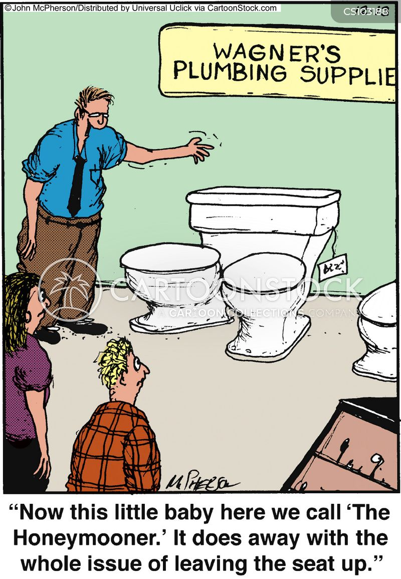 Plumbing Supplies Cartoons And Comics Funny Pictures