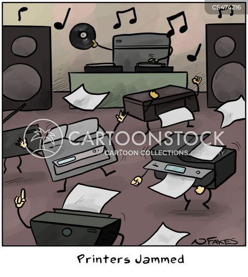 dance floors cartoon