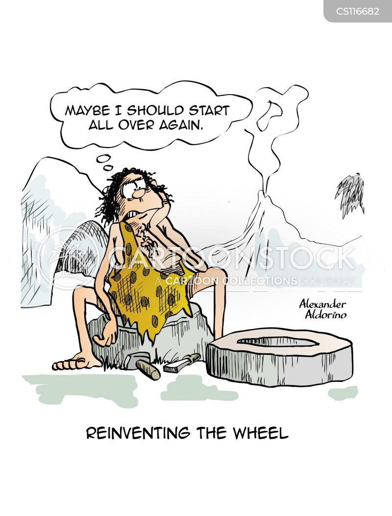 Stone Age Cartoons And Comics Funny Pictures From