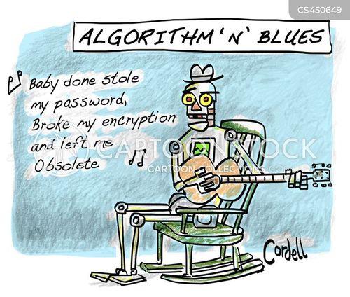 android cartoon