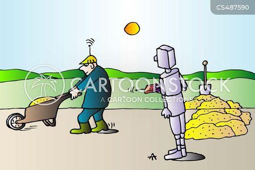 robot overlords cartoon