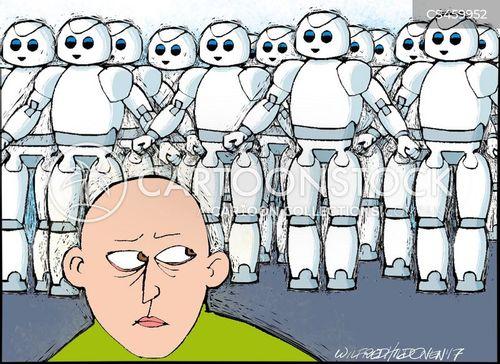 dystopia cartoon
