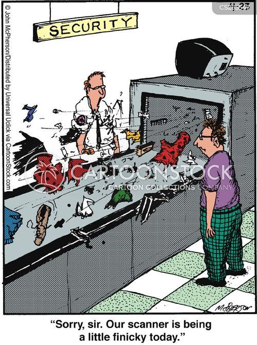 busted cartoon