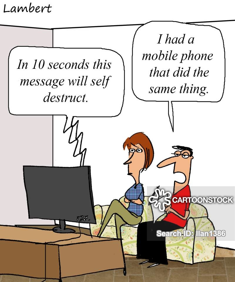 technological problem cartoon