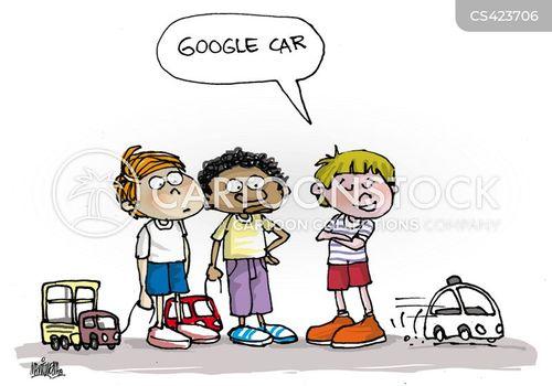 toy cars cartoon