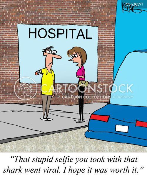 online fads cartoon