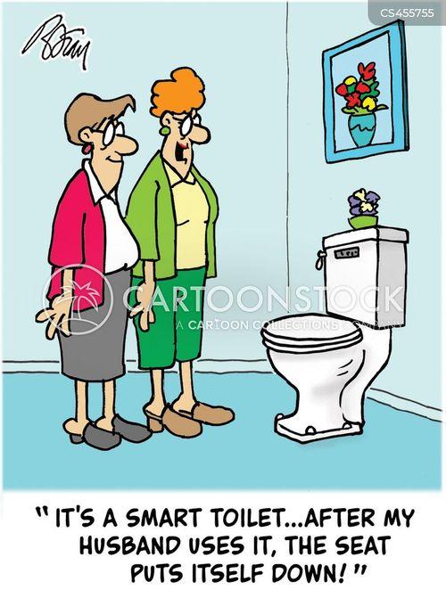 smart houses cartoon