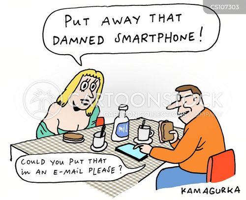 impoliteness cartoon