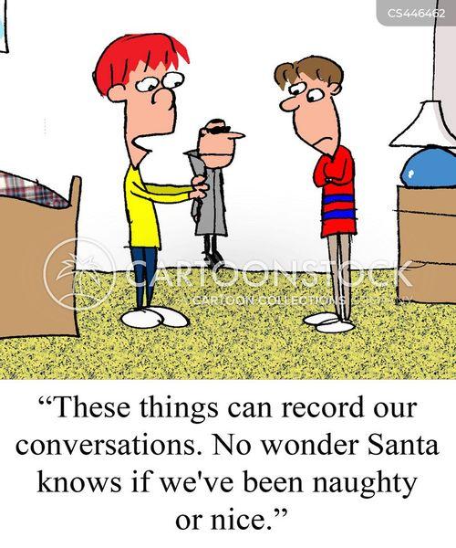 nanny cam cartoon