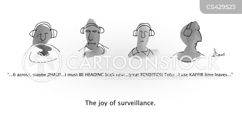 snoopers cartoon