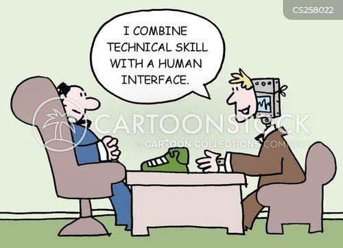 computer programmer cartoon