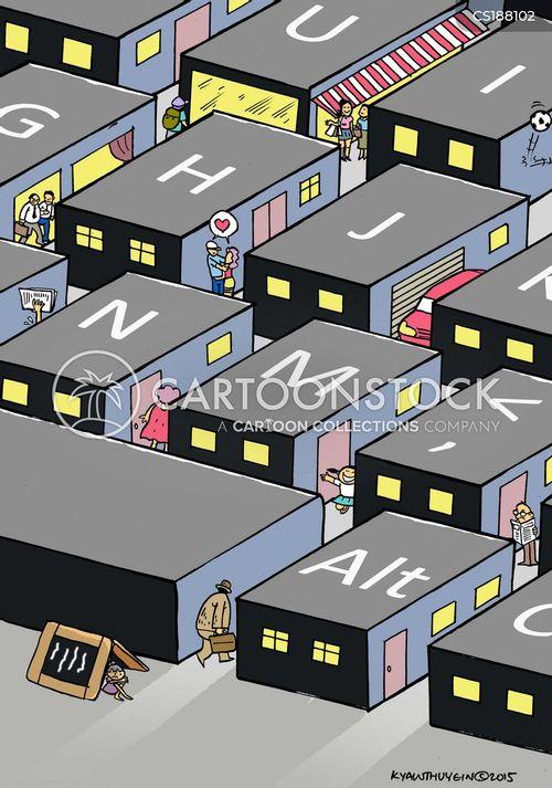 overuse cartoon