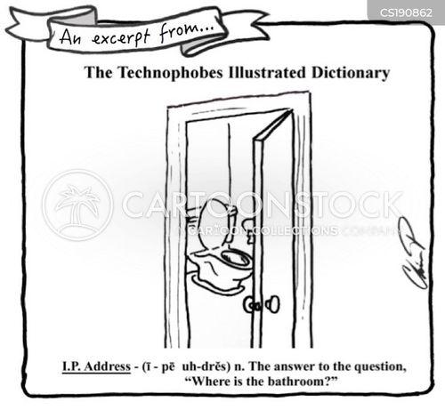 technophobia cartoon