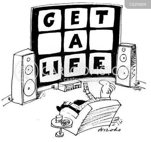 hifi cartoon