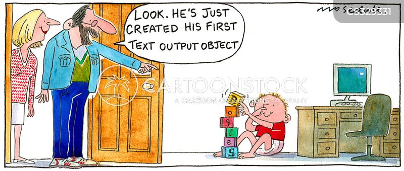 starting early cartoon