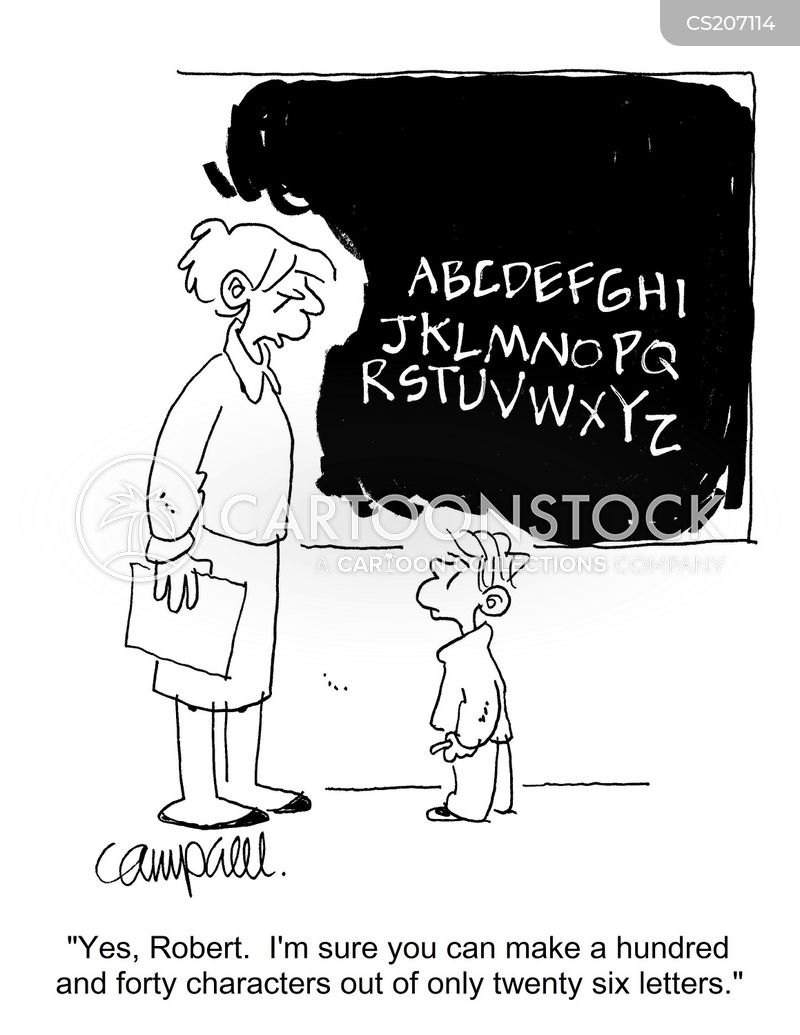 english classes cartoon